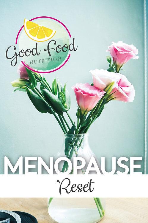 Menopause Reset
