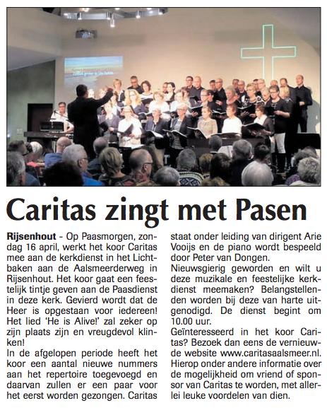 Caritas-zingt-Pasen
