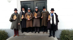Charles Dickens vocal group