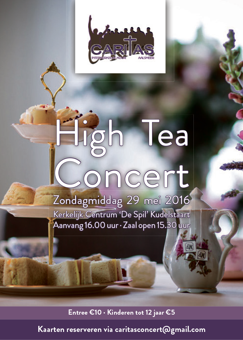 Caritas-HighTea-Advertentie
