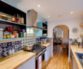 Bramshill Road Chester Crescent domestic extension and full property refurbishement