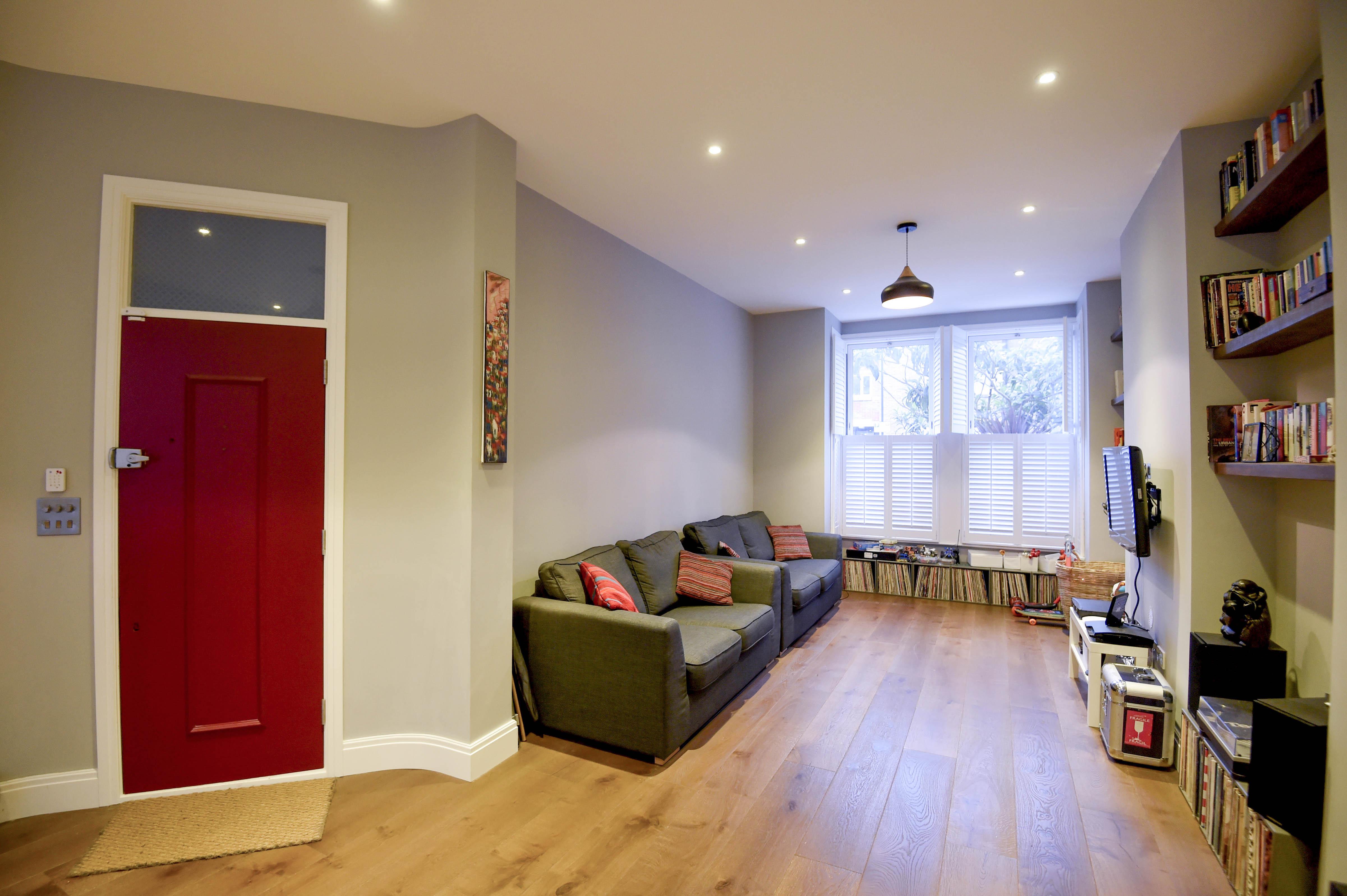 Bramshill road living room 2