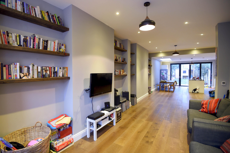 Bramshill road living room 1
