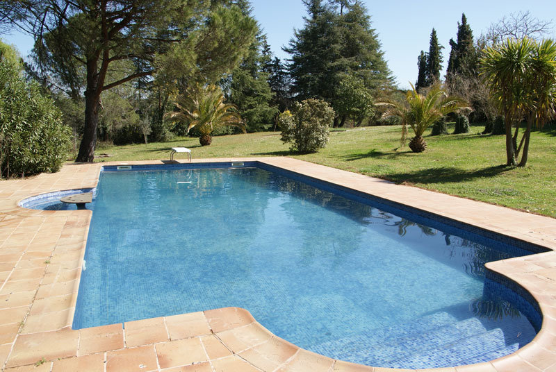 The villa to rent near the Costa Brava, Girona, Spain