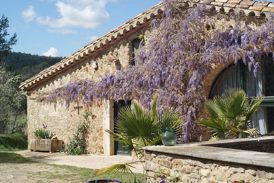 The villa to rent near the Costa Brava, Girona, Spain