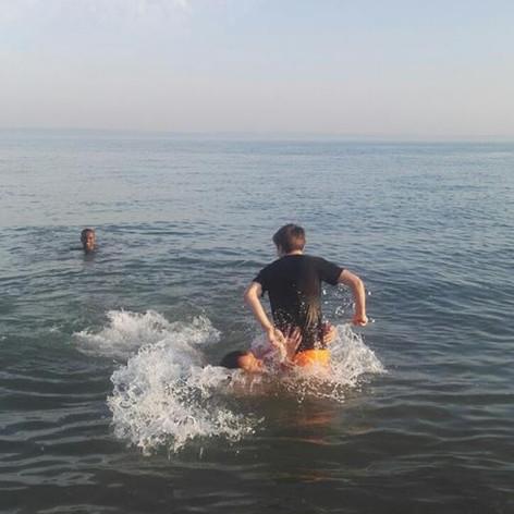 Youth Alpha and Seaside Fun!