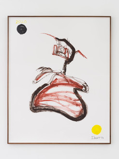 Untitled (flying bust) (sold)