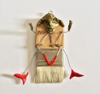 Red Shoes Brush XXVI