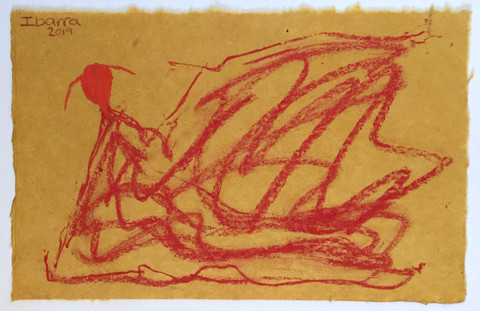 Untitled (Red Figure)