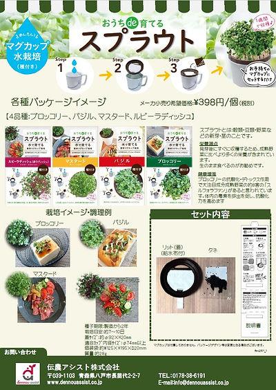 マグカップ水栽培_スプラウト_伝農アシスト.JPG