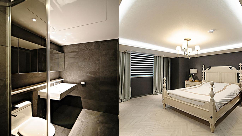 메인 침실 & 화장실