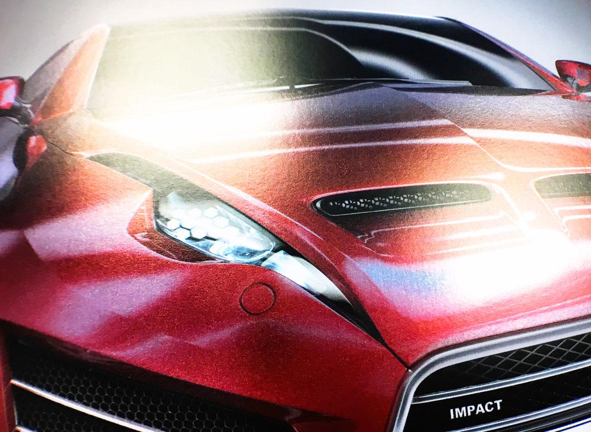 Impact Car