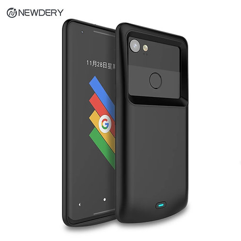 for Google Pixel 2 +4700mAh 2XL 5200mAh Exclusive Slim Portable