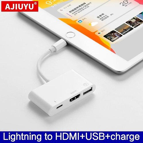 OTG Lightning USB Adapter Converter For apple