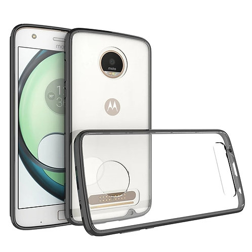 Hybrid Cover Air Cushion Shockproof Case For Moto Z Play