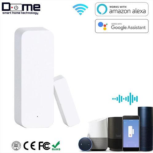 Dome Smart  WiFi Door Sensor, work with Google Assistant