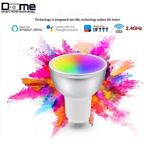 Dome WiFi Smart Light Bulb LED Lamp 5W