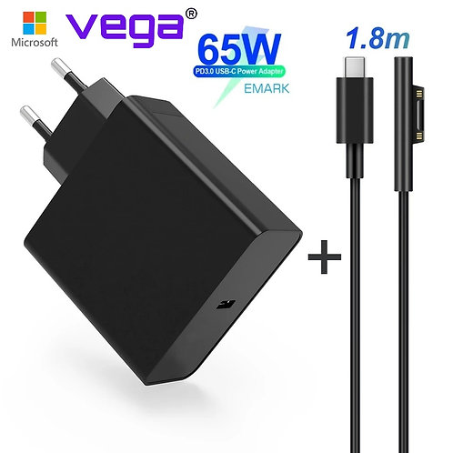 Surface 65w Power adapter