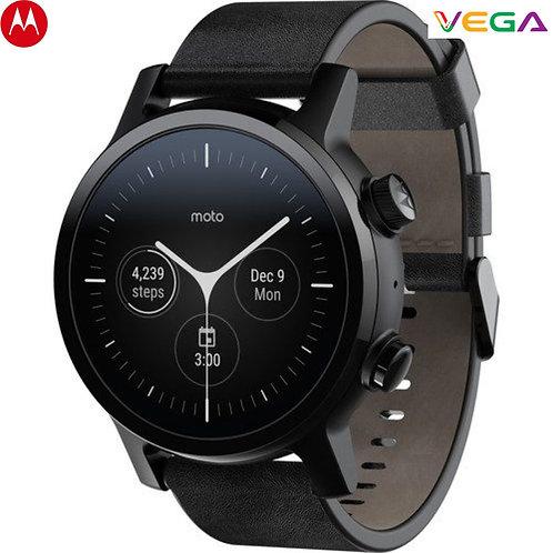 Motorola 360 -3 Leather by google