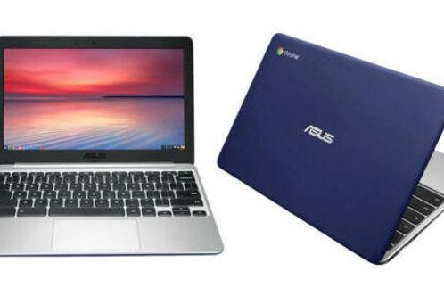"Asus Chromebook 15.5"""