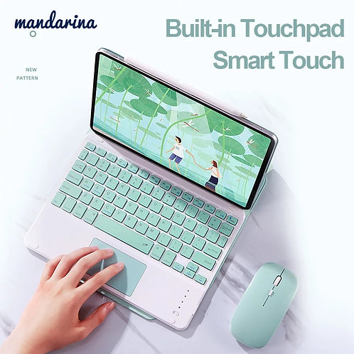 For iPad Pro 11 Case 2020 for iPad Pro 12.9 2020 2018 Magnetic Ultra Slim Cover