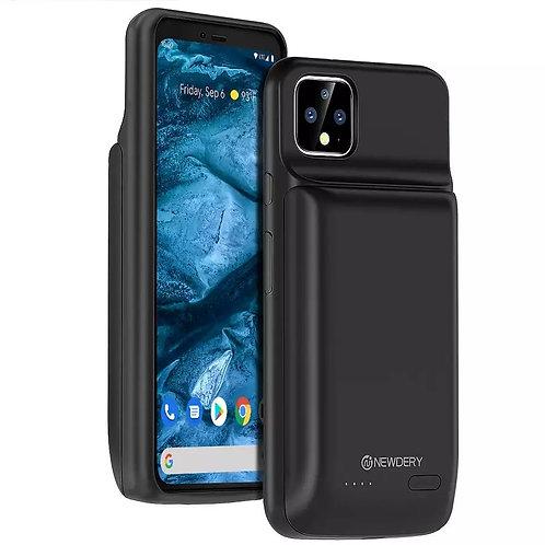NEWDERY Battery Case for Google Pixel 4 XL 10000 mAh Portable