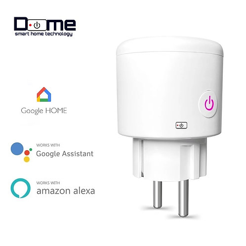Dome Smart Plug 16A . Work with Google Assistant