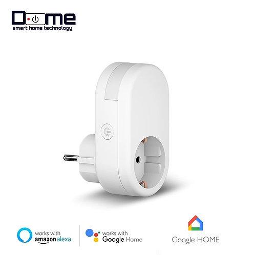 Dome WiFi Plug ,10A EU/US LED Night Light Smart Socket