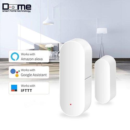 Dome Smart WIFI Door sensor Google Assistant