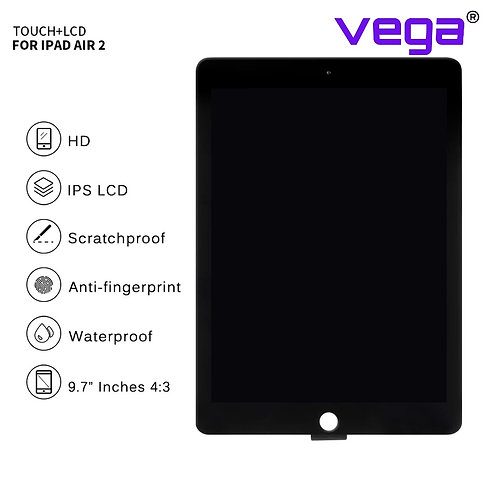 Apple iPad air 2/iPad 6 LCD Touch screen