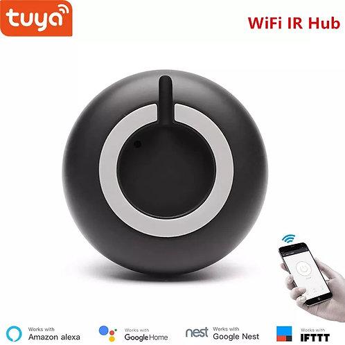 Tuya universal Smart IR Hub remote control Voice Control AC, TV,