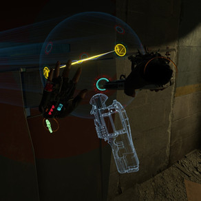 Half-Life: Alyx - Gameplay: puzzles & combat
