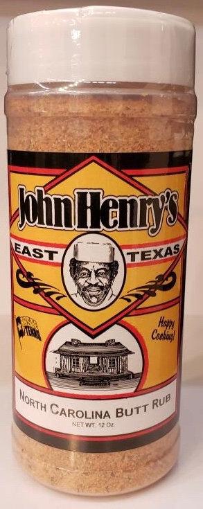 John Henry NC Butt Rub