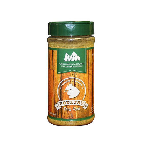 GMG Poultry Rub