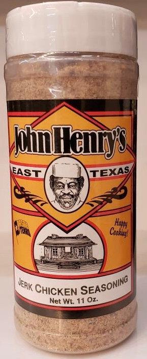 John Henry Jerk Chicken Seasoning