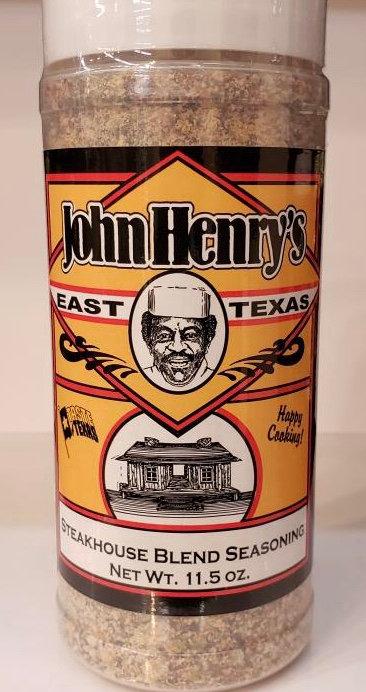 John Henry Steakhouse Blend Seasoning
