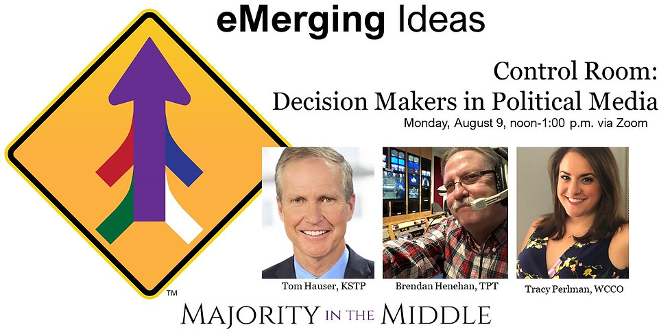 Control Room: Decision Makers in Political Media