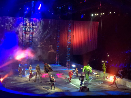 Marvel Universe Live Will Not Disappoint