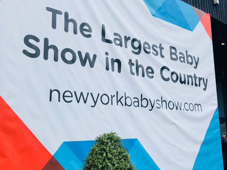 LIVE @ New York Baby Show