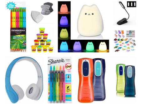 Back to School Shopping: Listos Para la Escuela w/ We All Grow Latina & Amazon #ClearTheLists