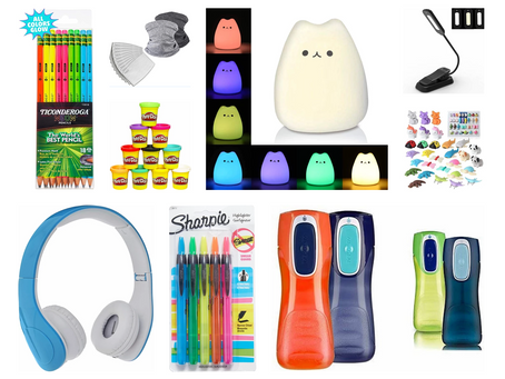 Back to School Shopping: Listos Para la Escuela w/ We All Grow Latina & Amazon #ClearTheLists