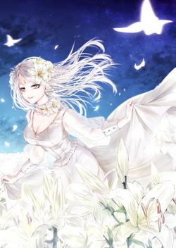 「精霊さんに逢えるお花畑のうわさ、知ってる?」