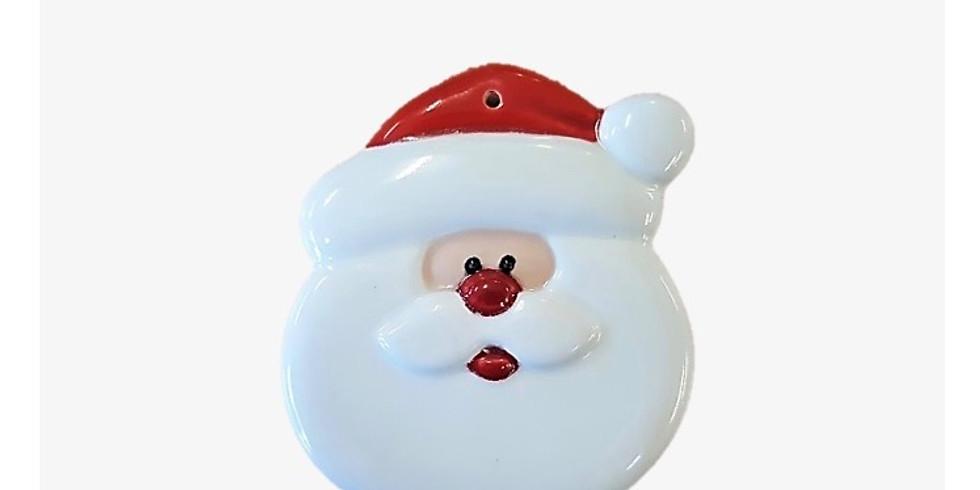 Mini makers- Glazing Christmas Decorations