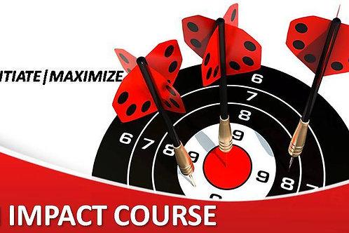 AIM Impact Course