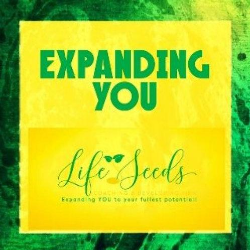 Expanding You Monthly Coaching