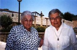Pilar & Esperanza (M. Margarita's st