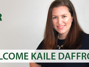 Welcome, Kaile!