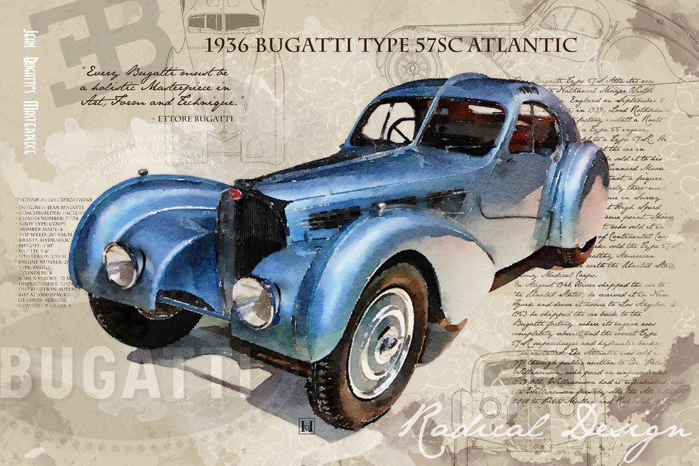Bugatti Masterpiece