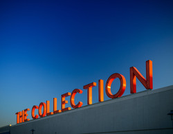 009_The Collection Neon Sign