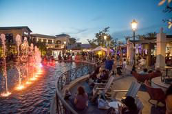 The Veranda Fountain Show